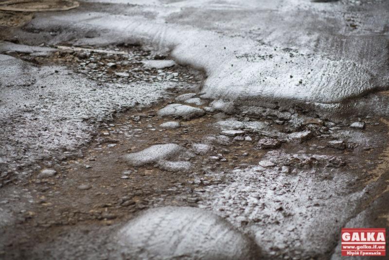 Буковелівська фірма не без скандалу приступила до ремонту в дороги на Черкащині (ФОТО)