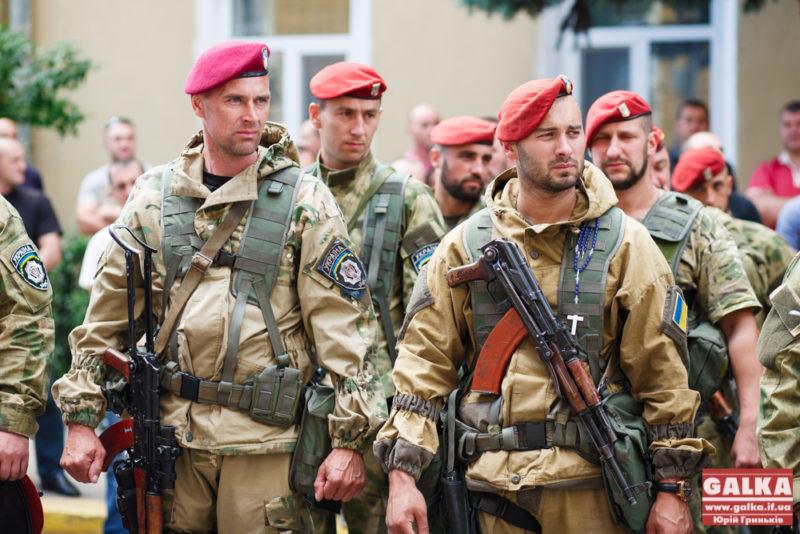 Військові, АТО, повернення, УМВС, міліціонери, зброя, шеврони-8822