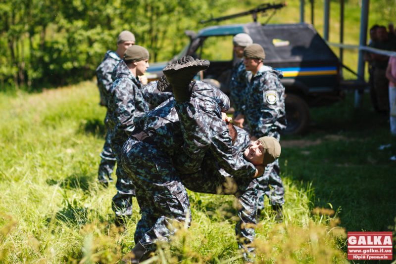 Нас є кому захистити: прикарпатські правоохоронці показали, на що здатні (ФОТО+ВІДЕО)