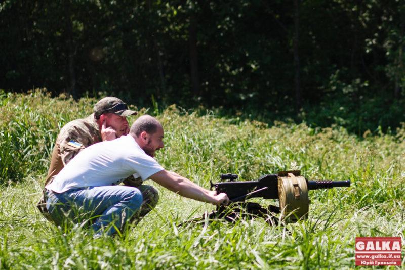 Журналісти, полігон, зброя, військові, -7481