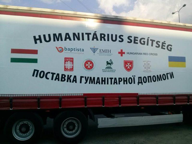 Волонтери України кажуть, що у Франківську їх використали для висвітлення піар-кампанії колишніх регіоналів