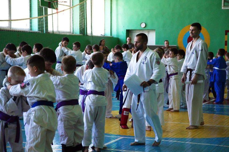 З друзями сепаратистів не по дорозі – івано-франківські спортсмени вийшли з Федерації Кудо України