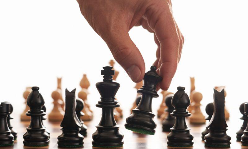 Ув'язнені у виправній колонії  вчаться грати у шахи (ФОТОФАКТ)