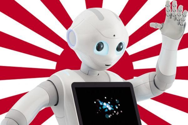 У Японії розкупили першу тисячну партію робота-друга розкупили за 1 хв. (ВІДЕО)