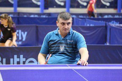Прикарпатець з обмеженими можливостями увійшов до десятки найкращих тенісистів
