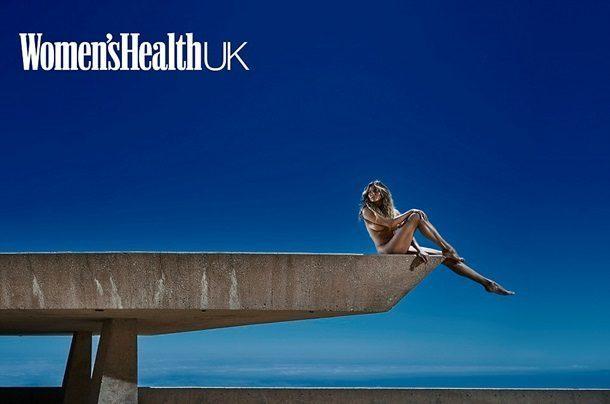 Знамениті спортсменки роздяглися у фотосесії для Women's Health (ФОТО)
