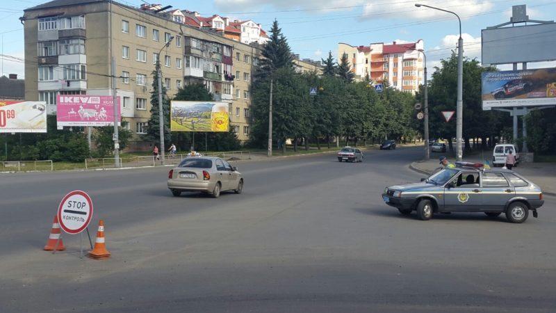 Стоп-контроль біля Пасічнянського мосту запобігає екстремізму та сепаратизму, – ДАІ