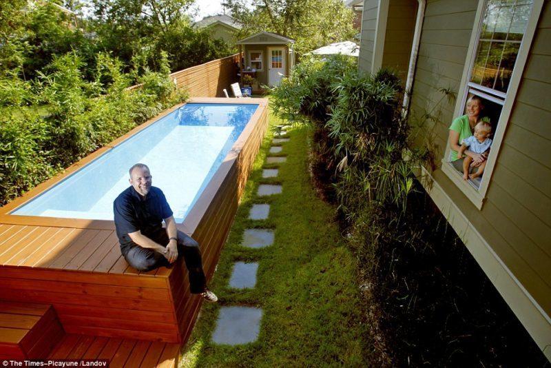 У США архітектор перетворив смітник на розкішний басейн (ФОТОФАКТ)