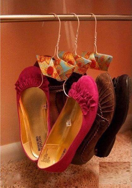 """""""Галка"""" рекомендує: як компактно зберігати взуття (ФОТО)"""