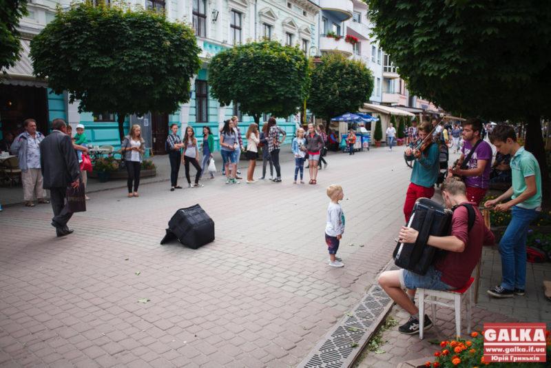 Що цікавого в останній день тижня в Івано-Франківську