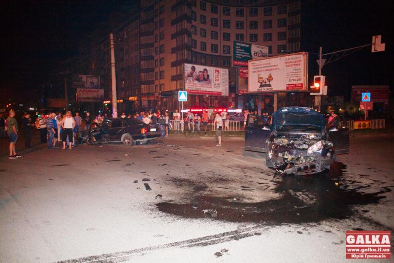 Кривава ніч на Івасюка: стрілянина за участю добровольця АТО та два ДТП (ФОТО)