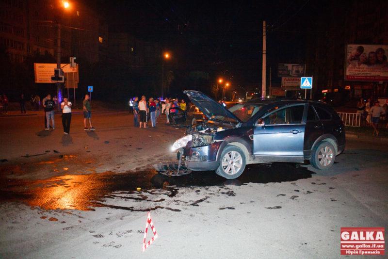 ДТП, аварія, Івасюка, Їжачок-1204