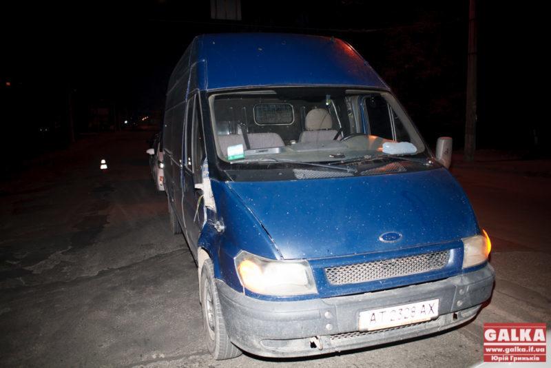 Міліція ледве врятувала від самосуду водія, який збив людину і хотів втекти (ФОТО)