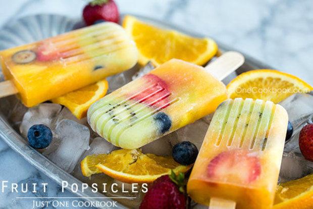 """""""Галка"""" рекомендує: рецепт оригінального фруктового морозива (ВІДЕО)"""