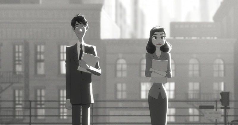 Як починається любов: мультфільм про зародження ніжних почуттів від Дісней (ВІДЕО)