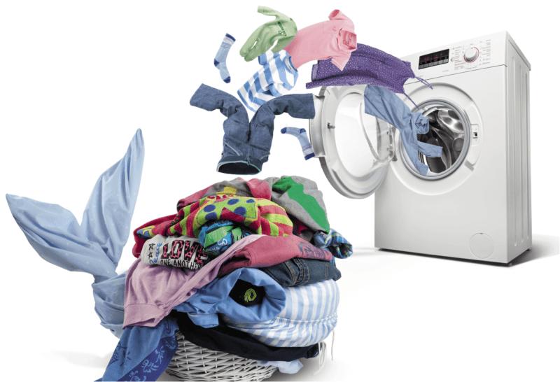 """""""Галка"""" рекомендує: 10 бюджетних ідей для ефективного прання"""