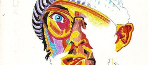 Заради мистецтва: Художник спробував 52 види наркотиків та створив автопортрети для порівняння ефекту (ФОТО)