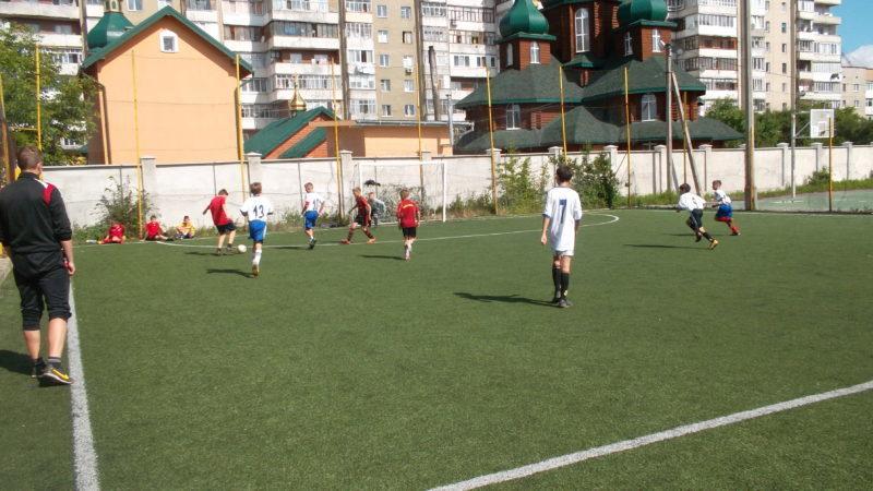 В Івано-Франківську розпочали будівництво трьох футбольних полів (ВІДЕО)