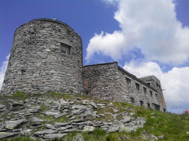 На горі Піп Іван відновлять астрономічну обсерваторію та створять екологічний центр