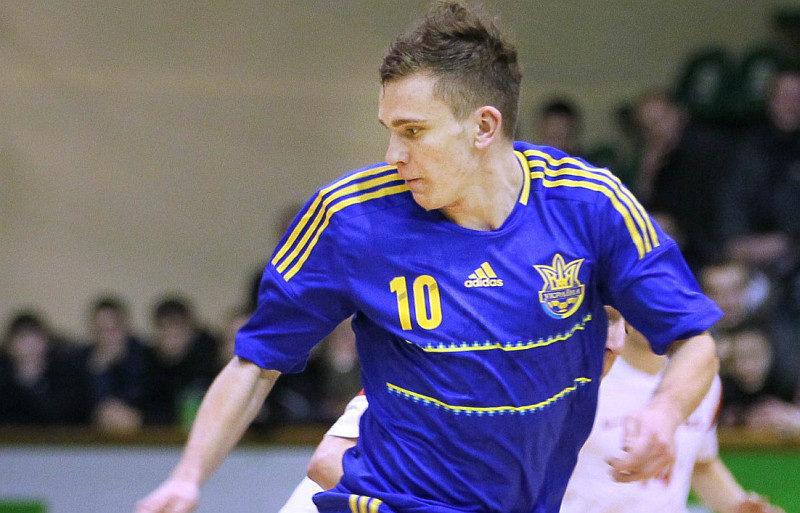 Франківця Петра Шотурму визнали найкращим футзалістом України 2020 року