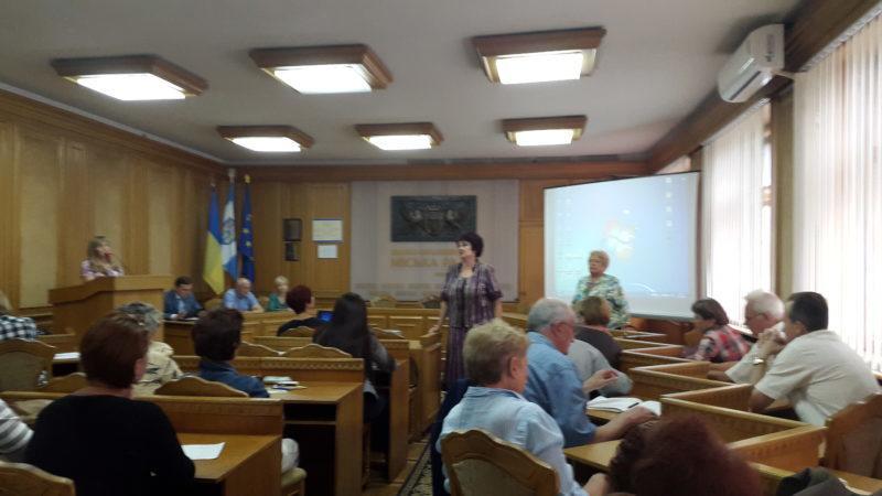 Представникам ОСББ розповіли про зміни в оподаткуванні