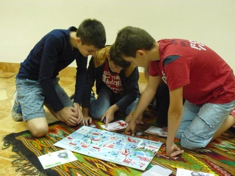 У Яремчі діти через гру ознайомилися з ремісничими професіями (ФОТО)