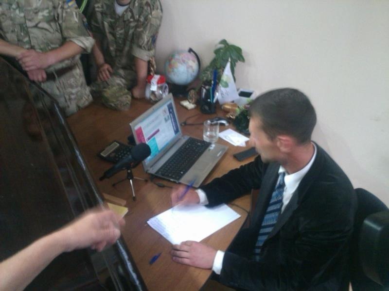 Представник Опозиційного блоку у Тисмениці написав заяву про вихід з партії (ФОТОФАКТ)