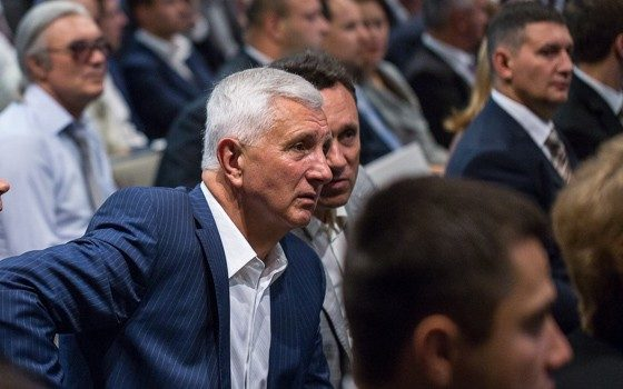 Нардеп Матвієнко високо оцінив управлінський досвід Ігоря Насалика