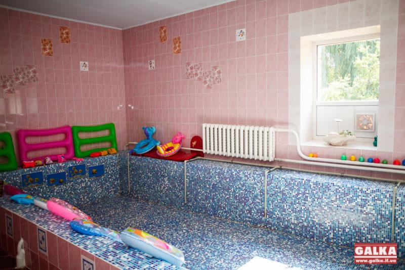 У найсучаснішому дитсадочку на Каскаді оновили басейн та замінили вікна (ФОТО)
