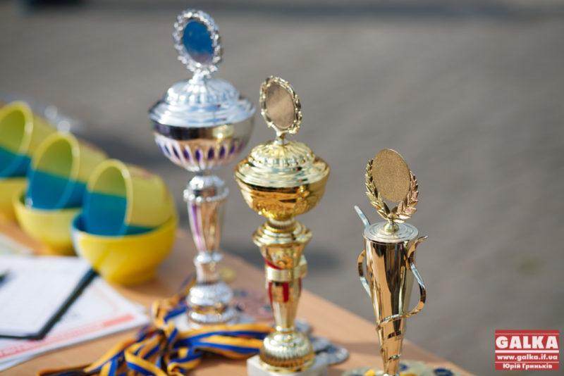 Маленьких франківців запрошують на спортивні забави у центрі міста