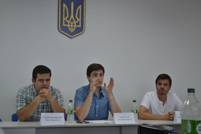 У Франківську розповіли, чому місто стане велосипедною столицею України (ФОТО)