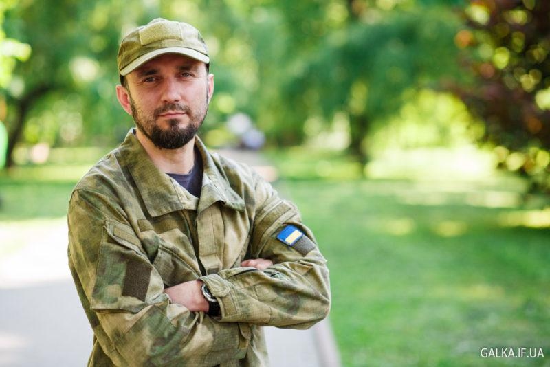 Боєць АТО, депутат міськради Петро Гавриш: сепаратисти отримали те, що хотіли. Мені їх не шкода