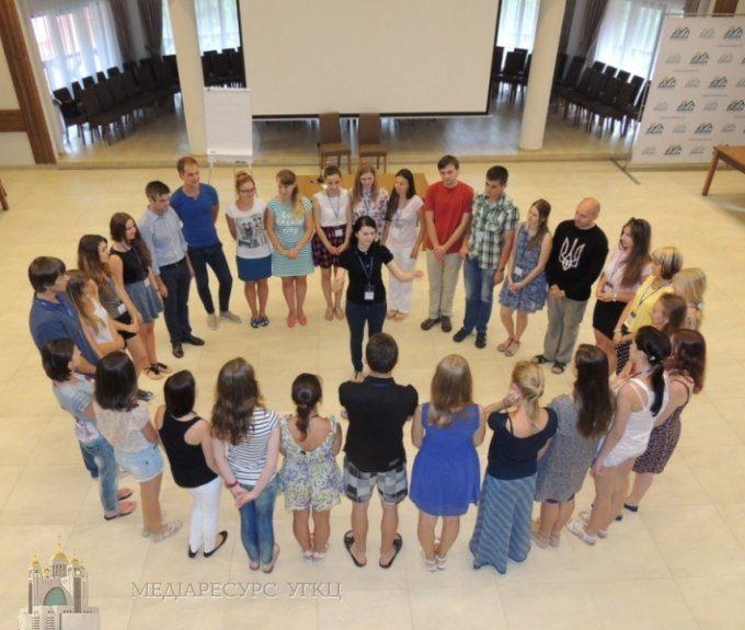 Молодь з Румунії, Німеччини та Бразилії розробляла  шляхи будування миру в Україні