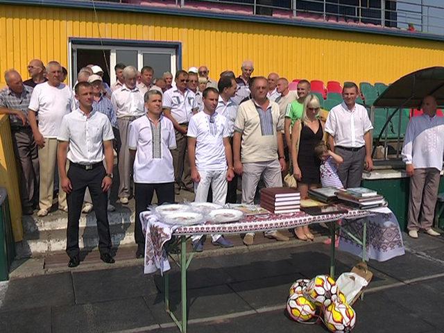 Коломийська дитячо-юнацька спортивна школа №1 відсвяткувала 60-річчя (ВІДЕО)
