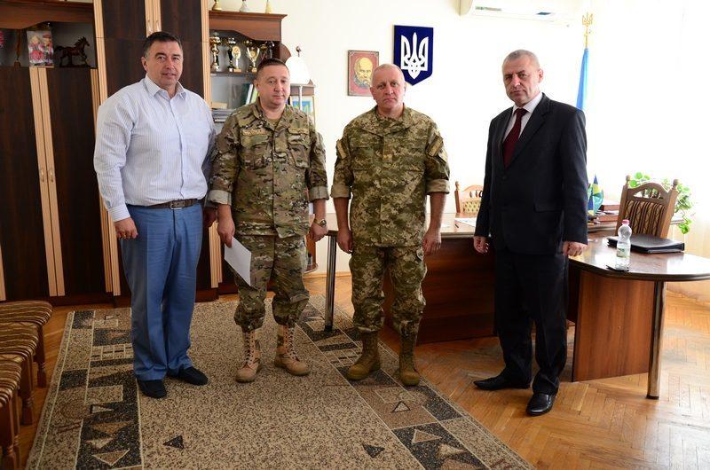 В Богородчанському районі новий військовий комісар