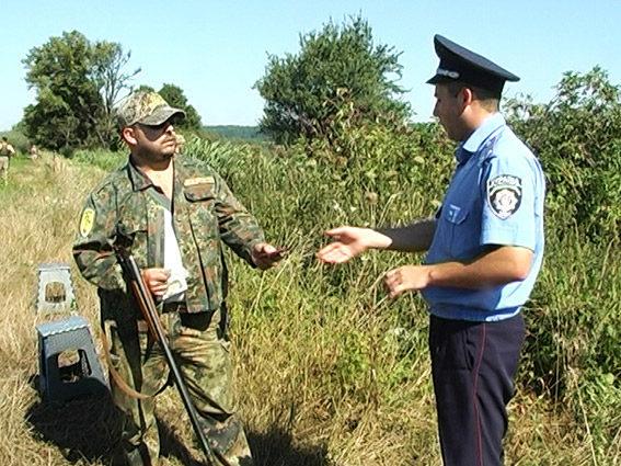 Вже на початку мисливського сезону в області виявлено 17 правопорушень
