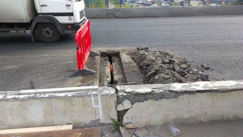 У Франківську розповіли, коли зможуть ремонтувати міст на Пасічну