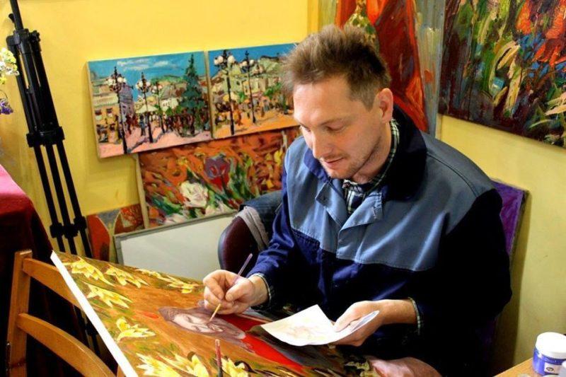 """""""Не завжди допомогти можна грошима…"""", – художнику з Франківщини потрібен донор крові"""