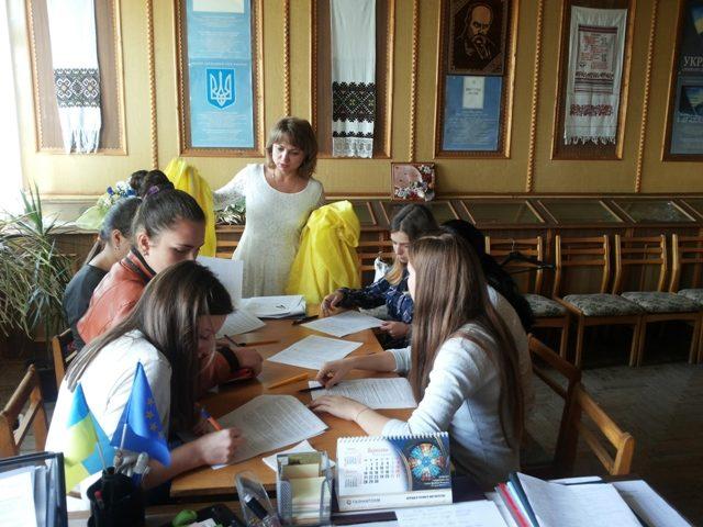 """На Прикарпатті відкрили """"Школу волонтерів"""" (ФОТО)"""