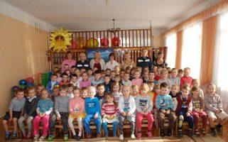 Франківських дошкільнят відвідали рятувальники (ФОТО)