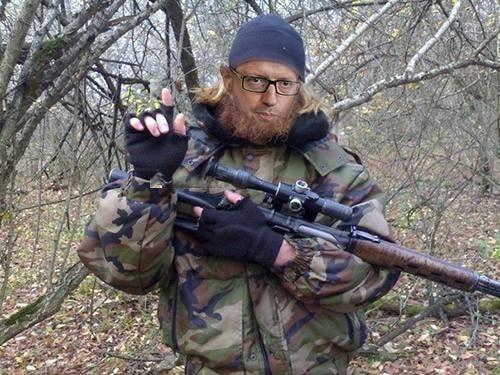 Як Яценюк у Чечні воював (ФОТОЖАБИ)