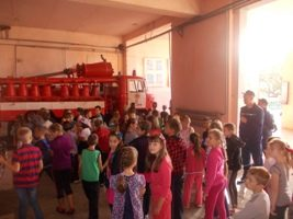 Прикарпатських школярів вчили, як запобігти, врятувати, допомогти під час надзвичайних ситуацій (ФОТО)