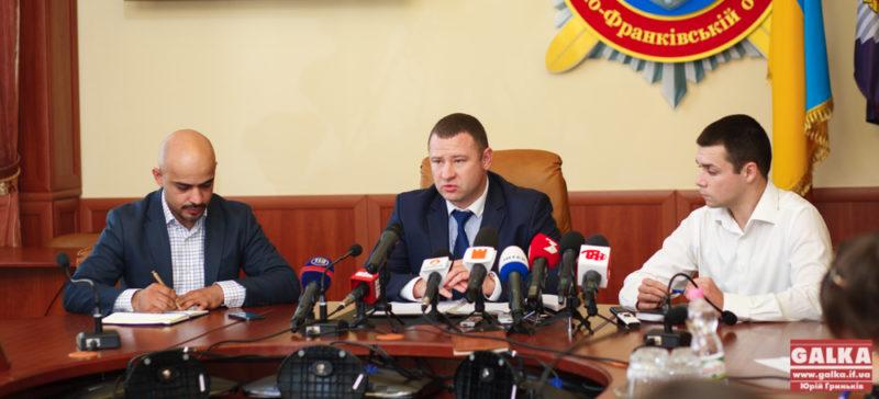 Шкутов просить Авакова, щоб патрульну поліцію в місті очолила людина не з Прикарпаття