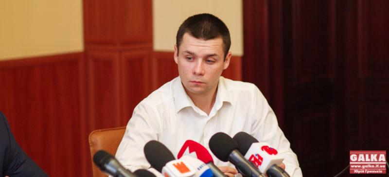Куруватиме процес створення патрульної поліції в Франківську міліціянт з Києва (ФОТОФАКТ)