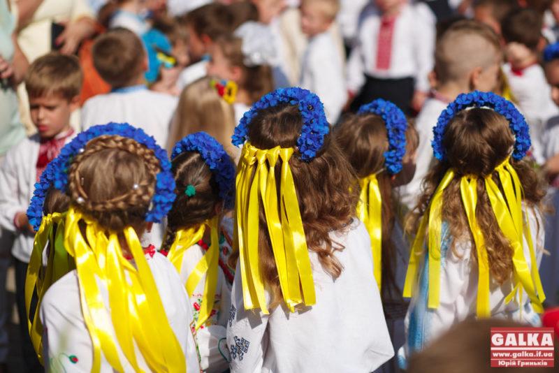 У парку Шевченка першого вересня влаштують свято для школярів