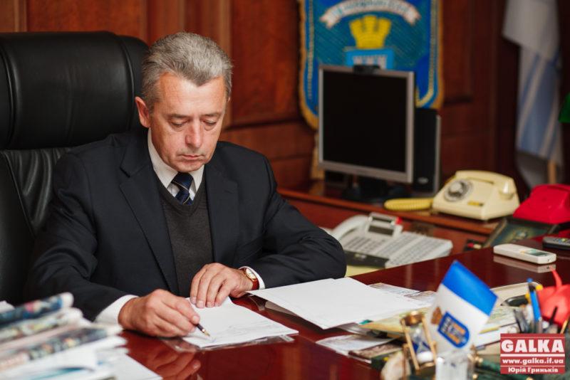 Віктор Анушкевичус, мер Івано-Франківська, голова міста, Galka Гриньків, Hrynkiv-7412
