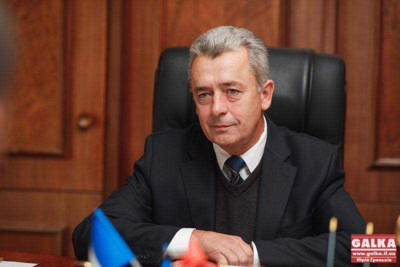 Анушкевичус пообіцяв допомогти Насалику з новим міським бюджетом