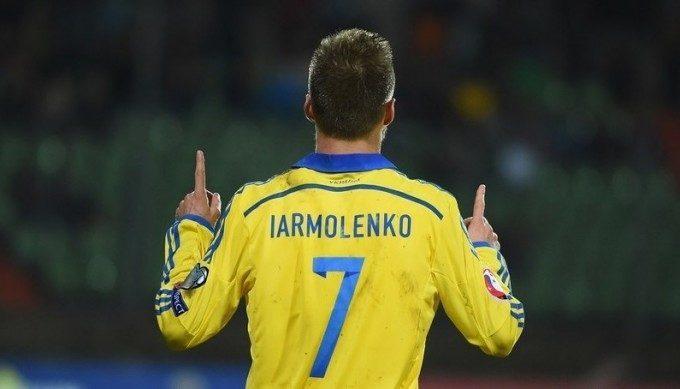 Україна вийшла на ЄВРО-2016