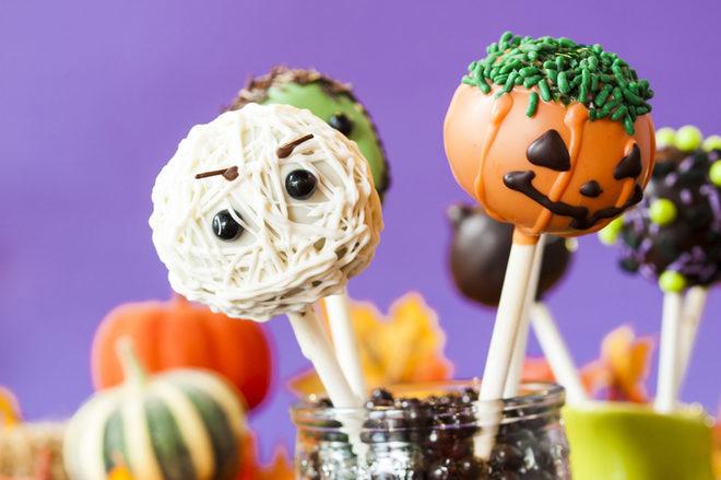 """""""Галка"""" рекомендує: як зробити на Хелловін цукерки """"Льодяники на паличці"""" (фото)"""