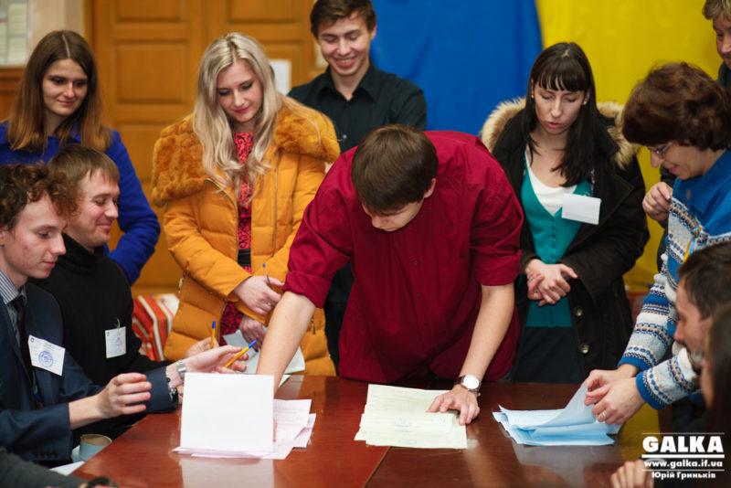 До Івано-Франківської обласної виборчої комісії поки не надійшло жодного протоколу